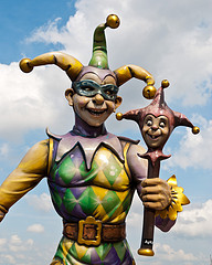 Jester by mrpolyonymous @ Flickr