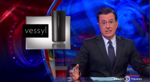 Stephen Colbert Vessyl